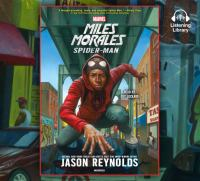 Cover image for Miles Morales [sound recording CD] : Spider-Man