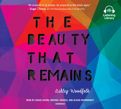 Cover image for The beauty that remains [sound recording CD]