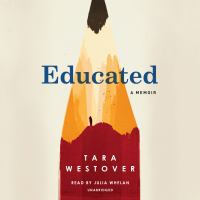 Cover image for Educated : a memoir [sound recording CD]