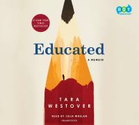 Cover image for Educated A Memoir.