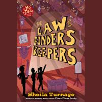 Imagen de portada para The law of finders keepers. bk. 4 [sound recording CD] : A Mo & Dale mystery