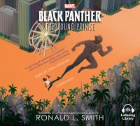 Cover image for Black Panther. The young prince [sound recording CD]