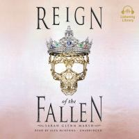 Cover image for Reign of the fallen. bk. 1 [sound recording CD] : Reign of the fallen series