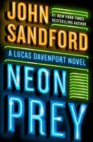 Imagen de portada para Neon prey. bk. 29 : Lucas Davenport series