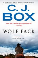 Cover image for Wolf pack. bk. 19 [eBook] : Joe Pickett series