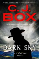 Cover image for Dark sky. bk. 21 : a Joe Pickett novel
