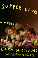 Cover image for Supper club : a novel