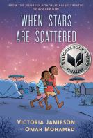 Cover image for When stars are scattered [graphic novel]