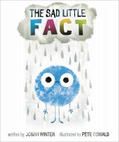 Cover image for The sad little fact