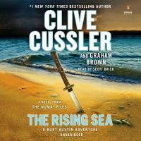 Cover image for The rising sea. bk. 15 [sound recording CD] : Kurt Austin/NUMA Files series