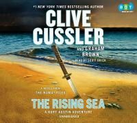 Cover image for The rising sea NUMA Files Series, Book 15.