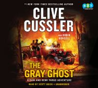 Cover image for The gray ghost. bk. 10 Fargo adventures series