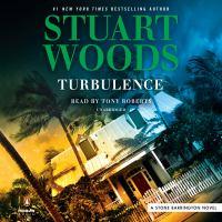 Cover image for Turbulence. bk. 46 [sound recording CD] : Stone Barrington series