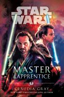Cover image for Master & apprentice : Star Wars series
