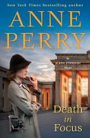 Cover image for Death in focus. bk. 1 : Elena Standish series