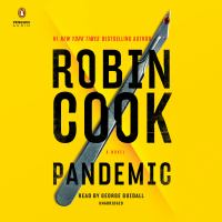Cover image for Pandemic [sound recording CD] : a novel