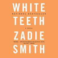 Cover image for White teeth A Novel.