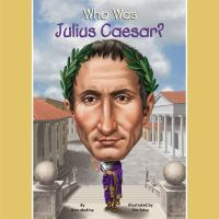 Cover image for Who was julius caesar?