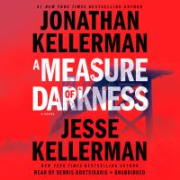 Cover image for A measure of darkness. bk. 2 [sound recording CD] : Clay Edison series