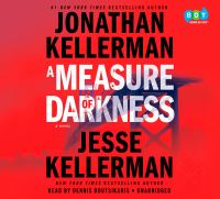 Cover image for A measure of darkness A Novel.