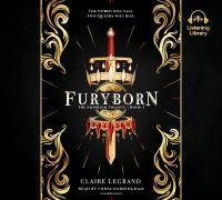 Cover image for Furyborn The Empirium Trilogy, Book 1.