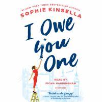 Imagen de portada para I owe you one A Novel.