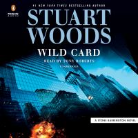 Cover image for Wild card. bk. 49 [sound recording CD] : Stone Barrington series