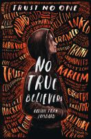 Cover image for No true believers