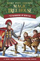 Cover image for Warriors in winter. bk. 31 : Magic tree house series