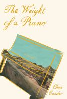 Cover image for The weight of a piano