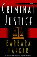 Cover image for Criminal justice