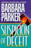 Cover image for Suspicion of deceit, bk. 3 : Gail Connor and Anthony Quintana series