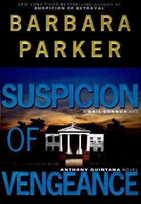 Imagen de portada para Suspicion of vengeance, Book 6 : Gail Connor & Anthony Quintana series