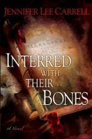 Cover image for Interred with their bones