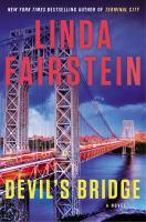 Cover image for Devil's bridge. bk. 17 : a novel : Alex Cooper series