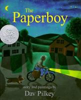 Cover image for The paperboy