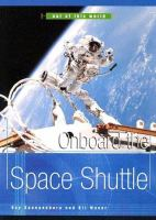 Cover image for Onboard the space shuttle