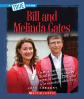 Cover image for Bill and Melinda Gates