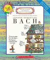 Cover image for Johann Sebastian Bach