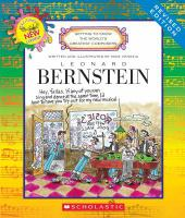 Cover image for Leonard Bernstein
