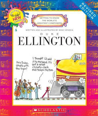 Cover image for Duke Ellington