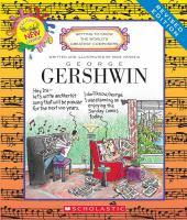 Cover image for George Gershwin