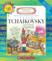 Cover image for Peter Tchaikovsky