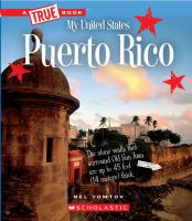 Cover image for Puerto Rico : My United States