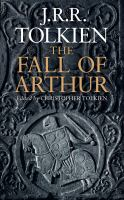 Cover image for The fall of Arthur
