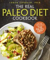 Cover image for The real paleo diet cookbook