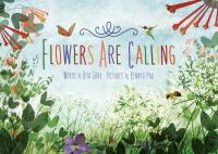 Cover image for Flowers are calling