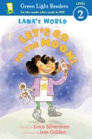Cover image for Let's go to the moon