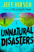 Cover image for Unnatural disasters