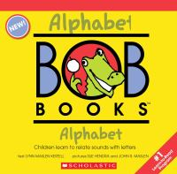 Cover image for My first Bob books : Alphabet